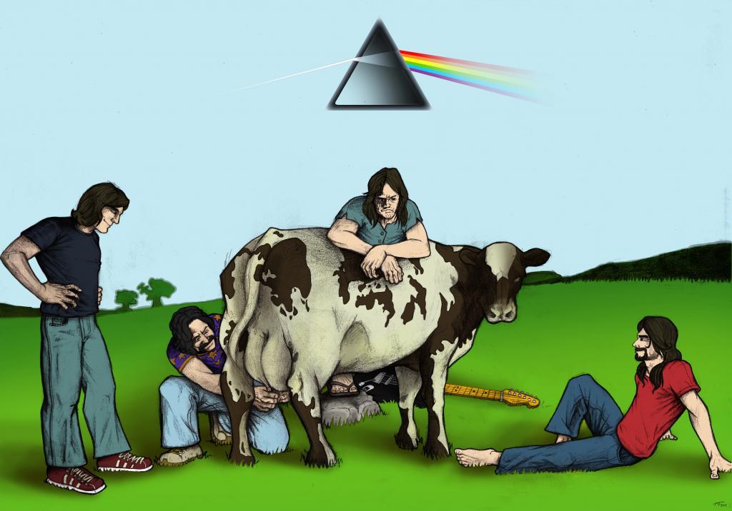 PRISMA COW