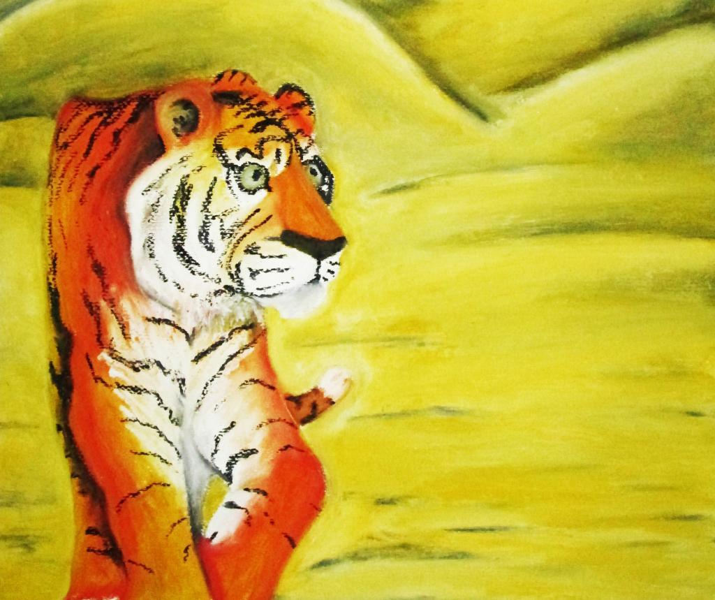 TIGER-DETAIL