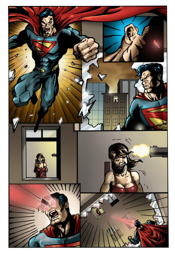 superman Color